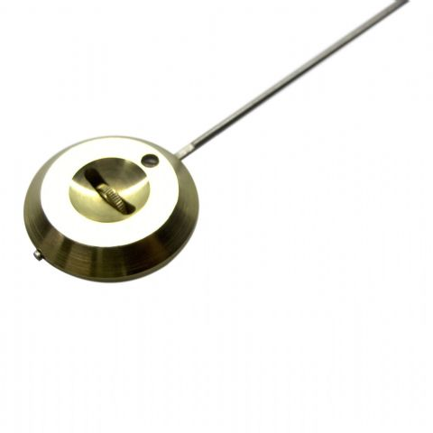 38mm (No 2) French Clock Pendulum